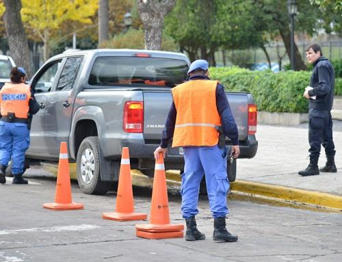 10 vehículos secuestrados en operativos de tránsito