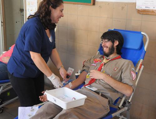 El municipio realizará colecta de sangre para el Hospital Santamarina