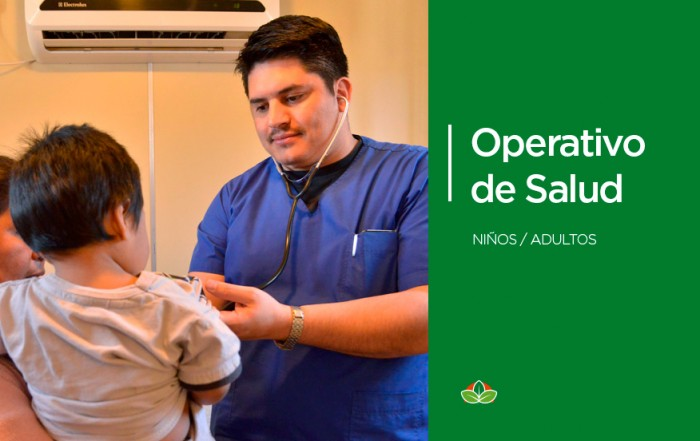 El Municipio de Esteban Echeverría realizará, durante esta semana, controles de salud y vacunación para niños y adultos, de 9 a 13.