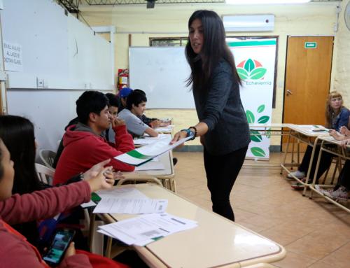 Más de 30 jóvenes terminaron el taller de orientación vocacional municipal