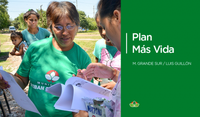 Esta semana, el Municipio de Esteban Echeverría realizarán inscripciones al Plan Más Vida -con entrega de leche en polvo-una iniciativa destinada a madres y embarazadas que se encuentran en situación de vulnerabilidad, en Monte Grande Sur y Luis Guillón.