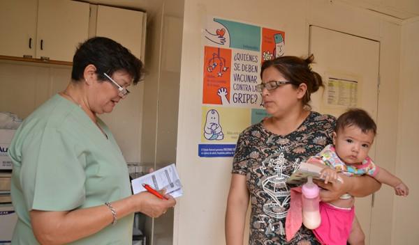El Municipio de Esteban Echeverría realiza un nuevo control sanitario durante hoy y mañana, en la Unidad Sanitaria N° 4, San Pedrito 416, en Monte Grande entre las 9 y las 13.