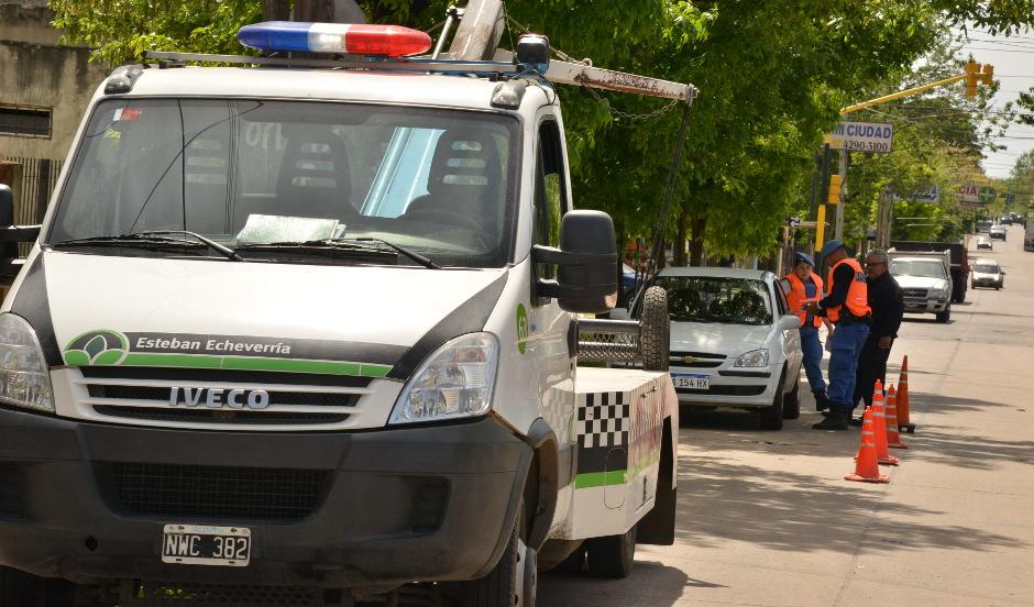 Más operativos de tránsito en todo el distrito