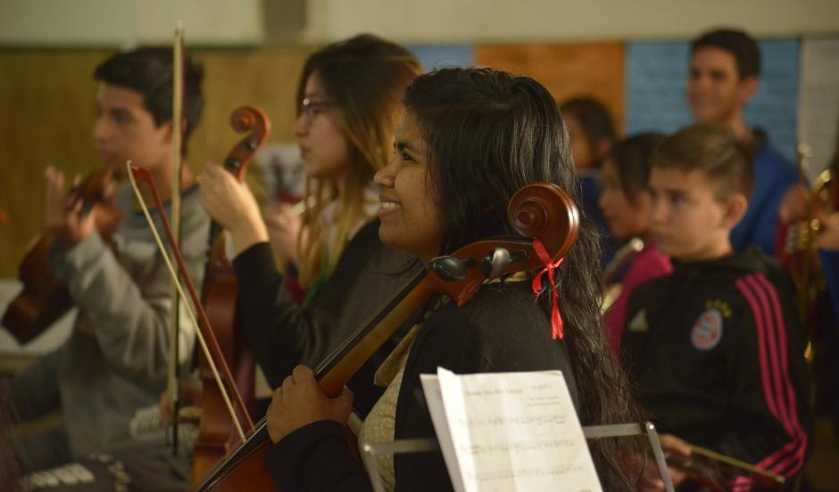 Gray- Orquestas Juveniles1