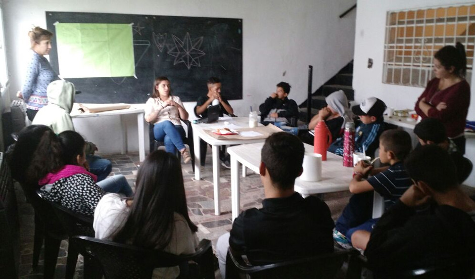 Continúan los talleres participativos del programa Envión