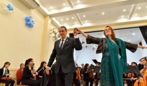Un centenar de vecinos participaron del XIV Festival de Música Clásica, organizado por el Municipio de Esteban Echeverría en la Asociación Italiana XX de Settembre, en Monte Grande.