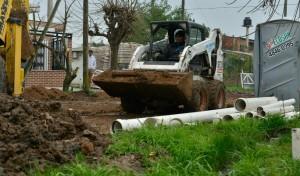 Cloacas- Barrio Primero de Mayo (2)