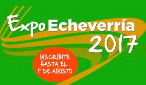 Hasta el próximo martes 1º de agosto continúa la inscripción a la 12º edición de Expo Echeverría, una apuesta del Municipio que busca fortalecer, difundir, e impulsar la industria y talentos de vecinos, que a su vez podrán comercializar sus creaciones y tener su propio stand en la expo.