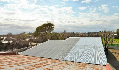 El Municipio de Esteban Echeverría comenzó la puesta en valor de la Primaria 48, en Monte Grande, en continuidad con el Plan Integral de Refacción de Instituciones Educativas que se ejecuta en distintas localidades del distrito.