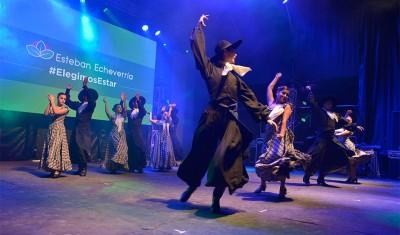 El Municipio de Esteban Echeverría invita a los ballets folklóricos del distrito, en sus categorías infantil, juvenil y adultos, a anotarse para formar parte de la base de datos municipal.