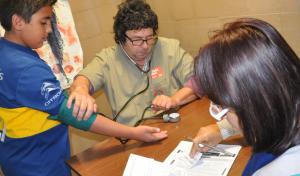 El Municipio de Esteban Echeverría realizó, entre abril y octubre, 2792 revisaciones médicas a niños y jóvenes que forman parte de los 48 clubes que participan de la Liga de Fútbol Infantil de Esteban Echeverría.