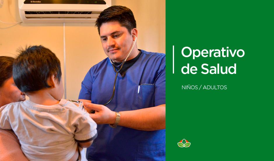 El municipio realizará controles de salud para niños en Monte Grande y 9 de Abril