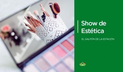 El próximo jueves 23 de noviembre, desde las 14, los vecinos podrán disfrutar de la segunda muestra anual de Estética, Manicuría, Maquillaje, Peluquería y Cosmetología de la Escuela Municipal de Artes y Oficios, en el Galpón de La Estación.