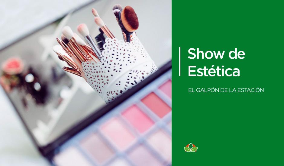 Llega el show de estética y desfile al Galpón De La Estación