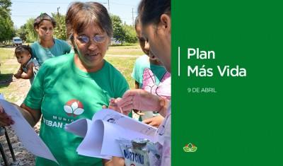 Plan Más Vida - 9 de Abril