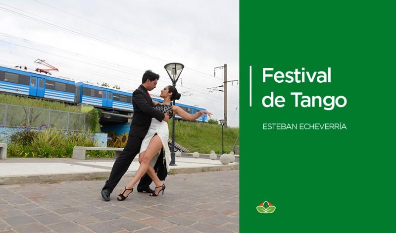 A partir de hoy los vecinos podrán disfrutar del 6to Festival de Tango de Esteban Echeverría, iniciativa que busca replicar las raíces del mítico tango porteño en la sociedad echeverriana, con charlas, debates, clases de baile para grandes y chicos, ciclo de cine y mucho más.