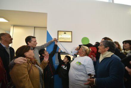FERNANDO GRAY PARTICIPÓ DE LA FINALIZACIÓN DE OBRA DEL NUEVO JARDÍN DE INFANTES DEL BARRIO PLAN FEDERAL