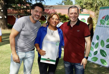 FERNANDO GRAY ENTREGÓ 82 BOLETOS DE COMPRAVENTA
