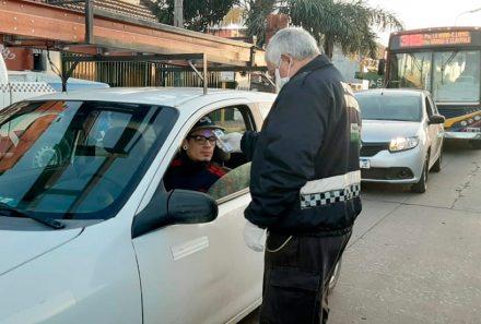 MÁS DETENIDOS DURANTE CONTROLES POLICIALES EN EL DISTRITO