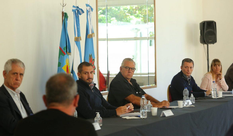 FERNANDO GRAY CONSTITUYÓ EL COMITÉ DE EMERGENCIA SOCIAL LOCAL
