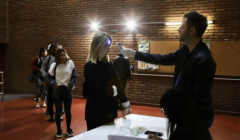 OPERATIVO DE CONTROL DE TEMPERATURA A EMPLEADOS MUNICIPALES