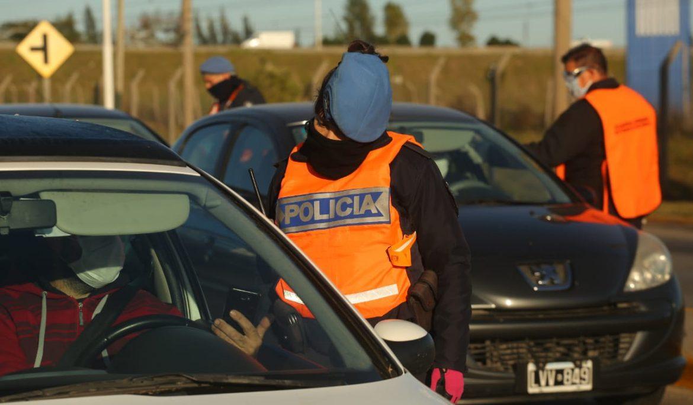EL MUNICIPIO DETUVO HOY A CINCO PERSONAS EN CONTROLES DE CIRCULACIÓN