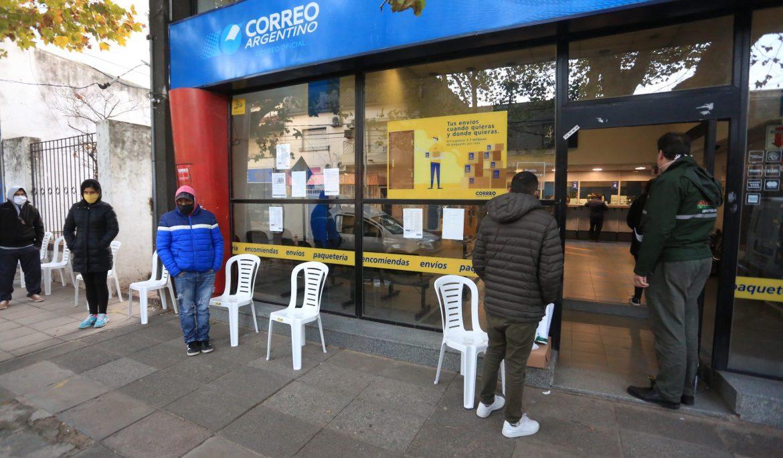 OPERATIVO DE ASISTENCIA EN SUCURSALES DE CORREO