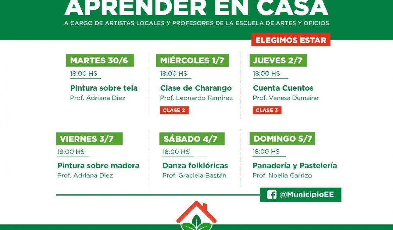 Informe N° 458 | APRENDER Y DISFRUTAR EN CASA