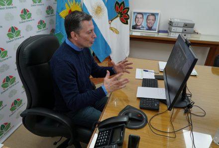 FERNANDO GRAY PARTICIPÓ EN SEMINARIO REGIONAL DE MERCOCIUDADES