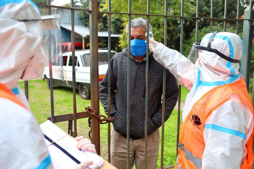 Informe N° 540 | EL MUNICIPIO CONTINÚA CON EL PLAN DETECTAR EN BARRIOS
