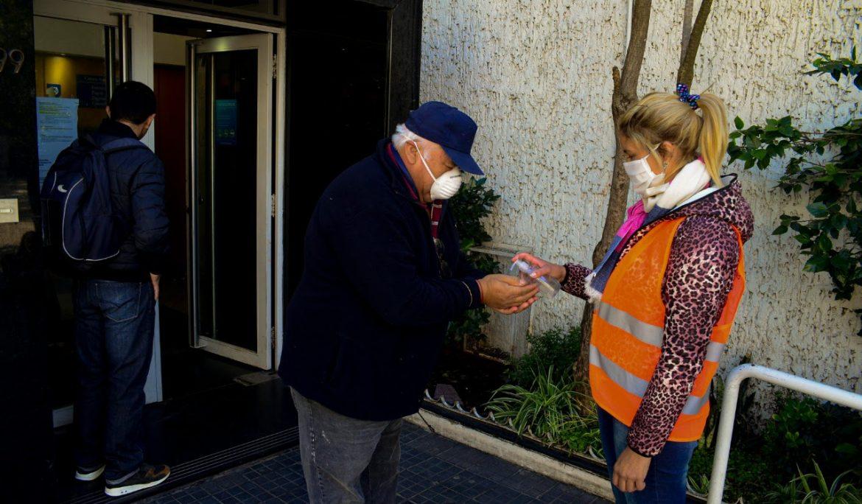 OPERATIVO DE ASISTENCIA EN ENTIDADES BANCARIAS DE ECHEVERRÍA