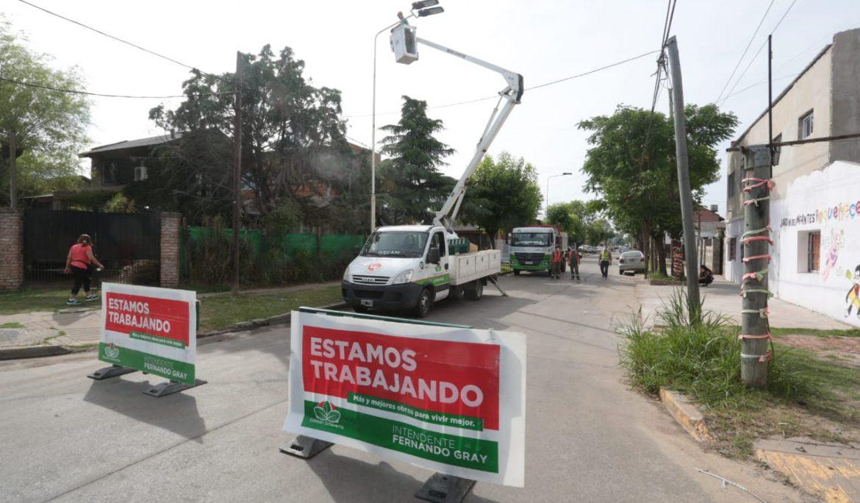 EL MUNICIPIO AVANZA CON OPERATIVOS PARA REFORZAR LA SEGURIDAD EN LUIS GUILLÓN