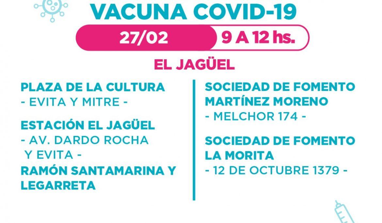 ACERCATE A REALIZAR LA PREINSCRIPCIÓN PARA LA VACUNA CONTRA EL COVID-19