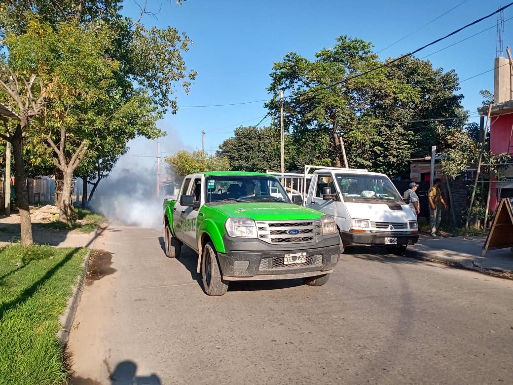 NUEVOS OPERATIVOS DE FUMIGACIÓN EN LUIS GUILLÓN