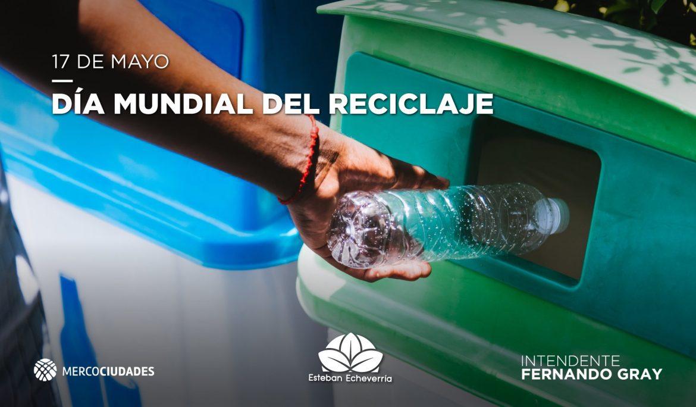 17 de mayo – Día Mundial del reciclaje