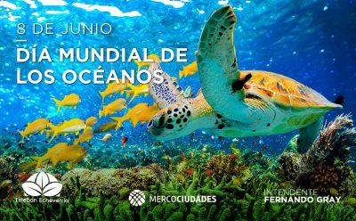 8 de junio – Día Mundial de los océanos