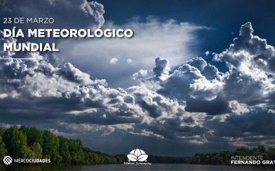 23 de marzo – Día Meteorológico Mundial