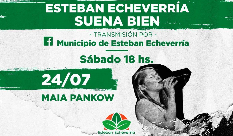 """""""ESTEBAN ECHEVERRÍA SUENA BIEN"""" A PURO POP"""