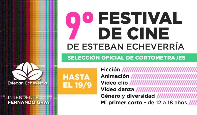 INSCRIPCIÓN AL FESTIVAL DE CINE DE ESTEBAN ECHEVERRÍA